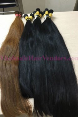 Color-Brown-and-natural-color-bulk-hair