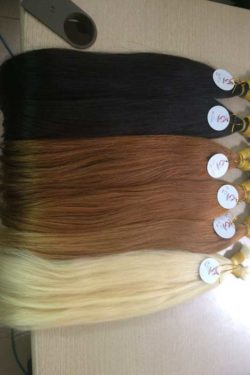 Vietnamese Color Super Double Drawn 24 inches