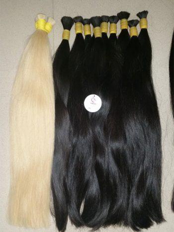 Vietnamese single drawn hair