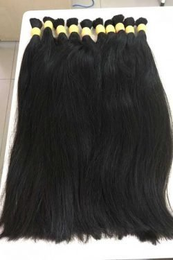 Vietnamese straight double drawn hair 20 inches