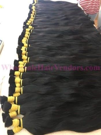 Cambodian bulk hair
