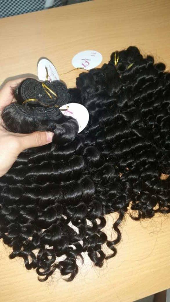Tape hair from Vietnamese virgin human hair