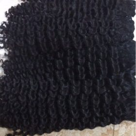 Vietnam hair factory deep wavy euro double weft 24 inhes