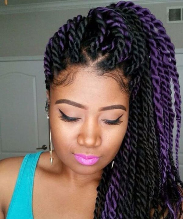 How to take care of Senegalese twists hairstyle - Ivirgo hair