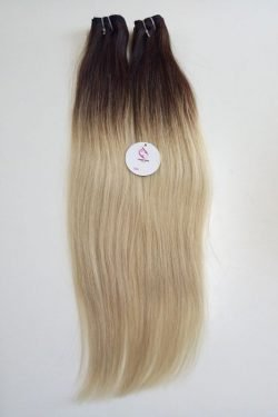 Weave double drawn ombre #4/ #60 - 20""