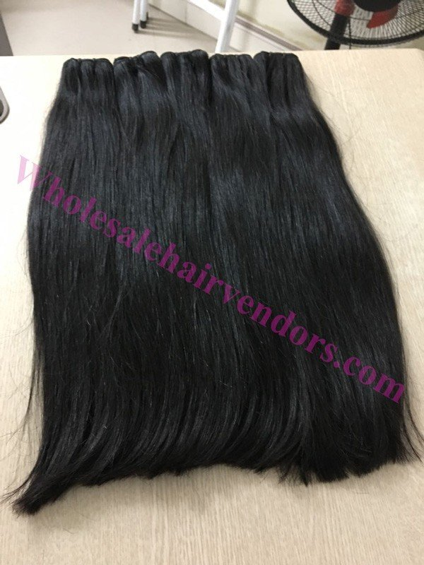 Buy 18 Inch Weave Straight Hair Extensions Online At Ivirgo Hair