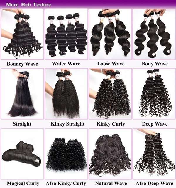 cambodian virgin hair texture