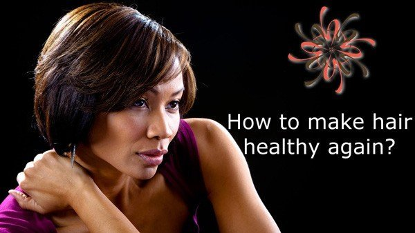 how to make your hair easy to style how to make your hair healthy again with 5 simple tricks 7624