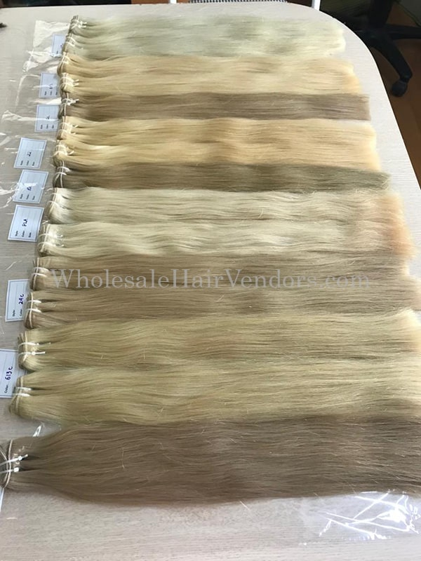 single-weft-hair-extensions