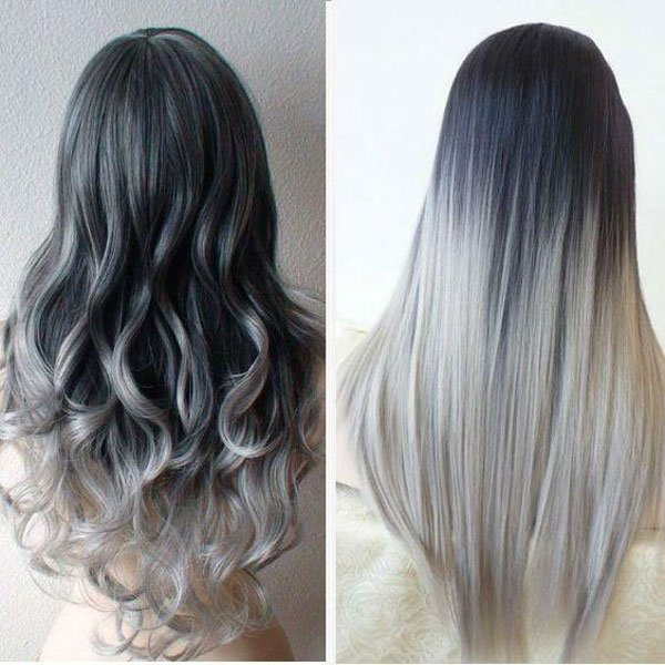 Purple Ombre For Dark Hair Diy 2016 Summer Your Personal Color