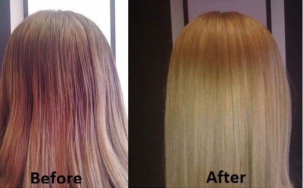 Hair Color Remover Before And After The Secret Of