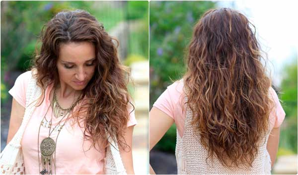 The best hairstyle for dry damaged hair: no-heat hairstyle ...