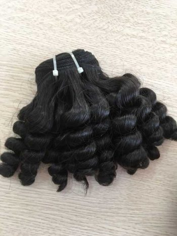 Kinky curly weave 10 inch