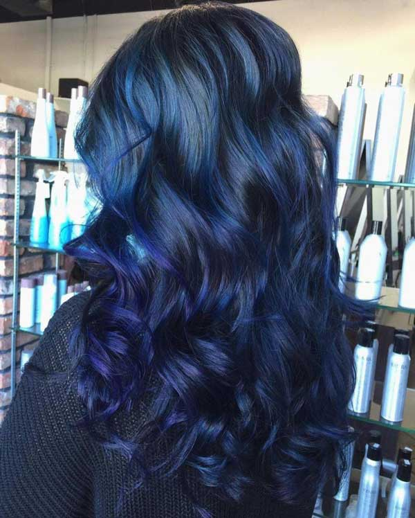 Best Blue Black Hair Dye A Must Try Thing To Do This Summer