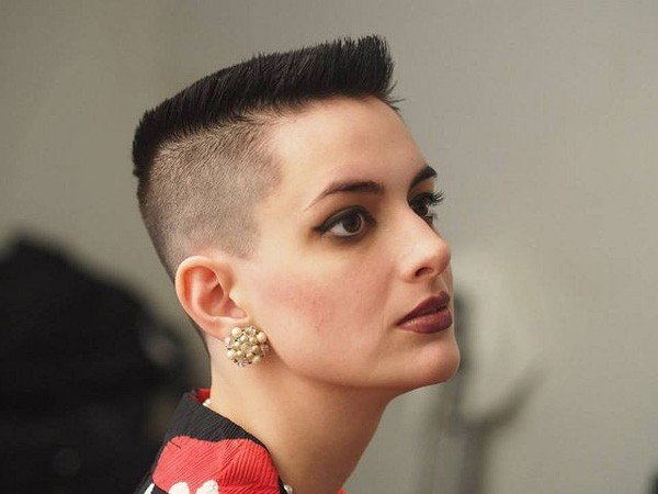 Women Flat Top Haircuts Update 2018 Information About Flat Top