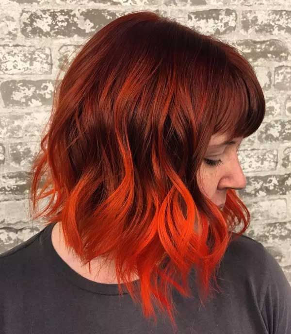 Finding The Best Burnt Orange Hair Color African American For Black Girls