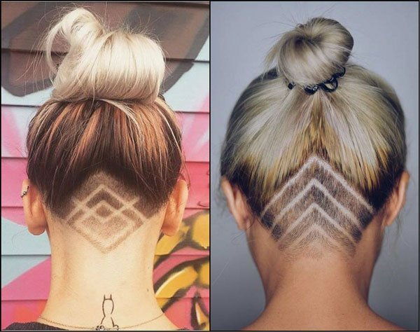Fashionable And Luxurious Statement How To Give Yourself An Undercut