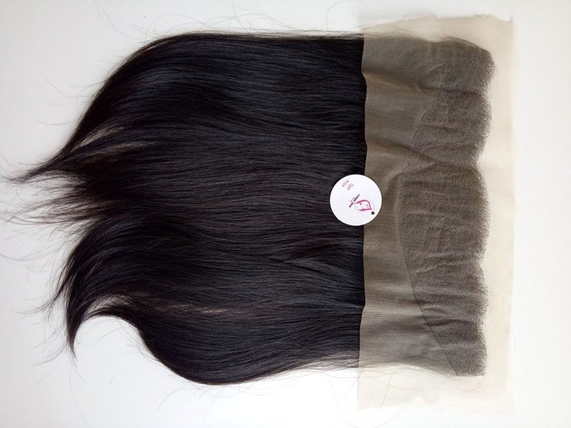"""4"""" straight frontal 13*4"""