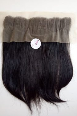 "4"" straight frontal 13*4"
