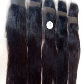 "Closure 2""*6"" Straight 22"""