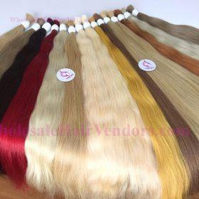Bulk hair straight sBulk hair straight super double drawn uper double drawn