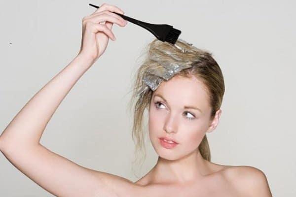 hair tangling