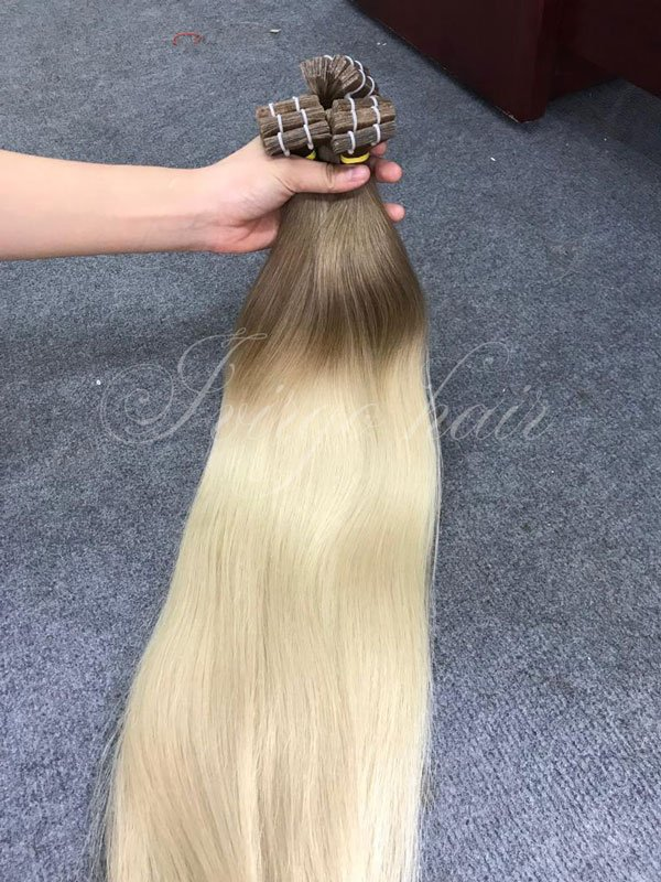 Tape hair- 60cm ombre 8c/60c