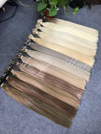 Weft straight- cold shade color –  22 inches