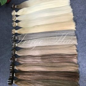 weft straight- cold shade color - 22 inches