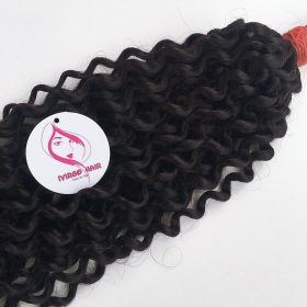 26 INCHES, LOOSE CURLY, WEFT, 1B