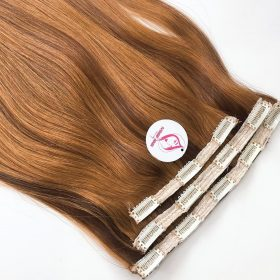 22 INCHES, CLIP INS, STRAIGHT, PIANO 4-27