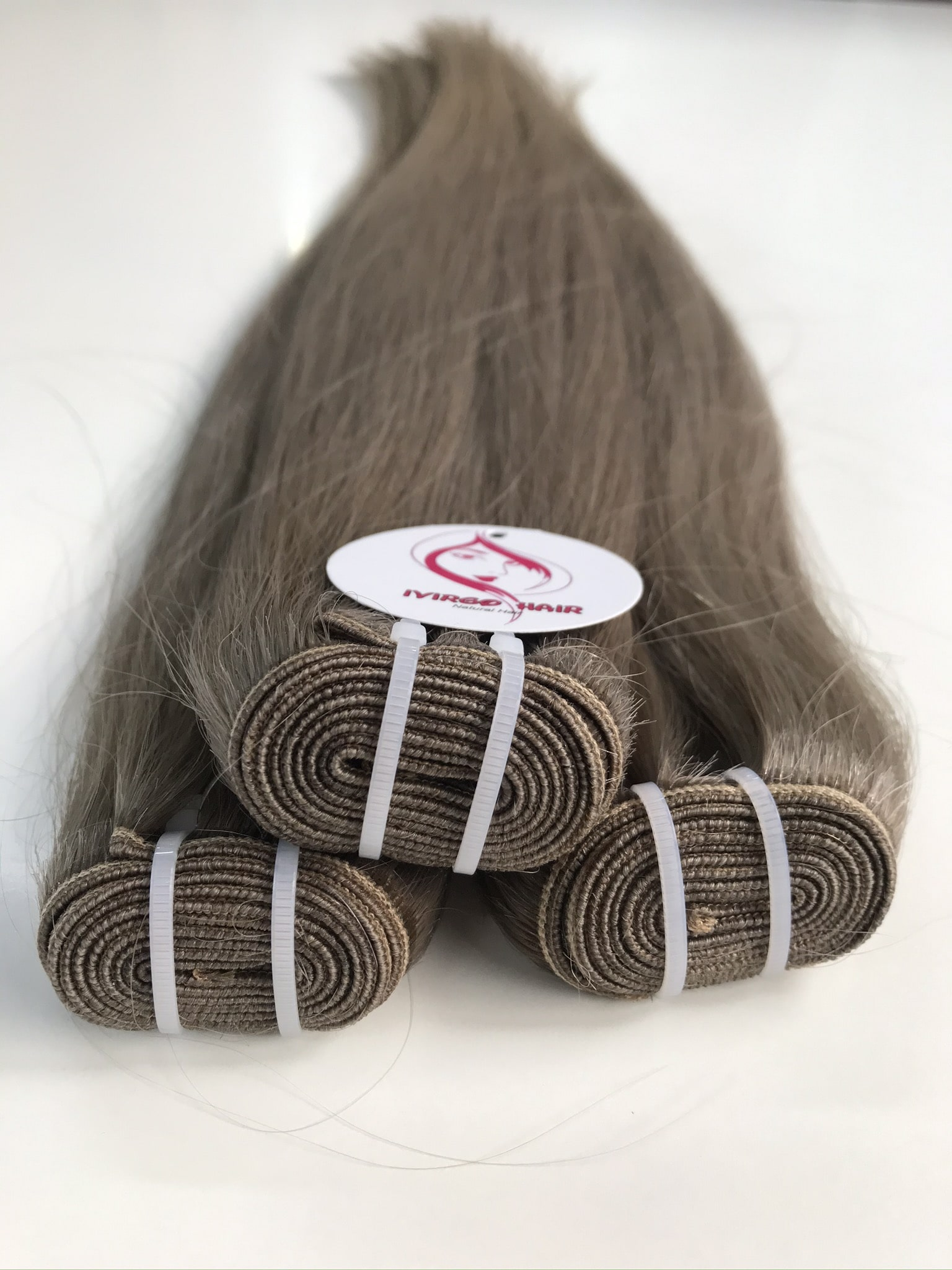 Buy 20 Inches Straight Weft Color 18c Online At Ivirgo